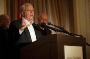 Prof. Jones Summarizes His Vancouver Keynote Address