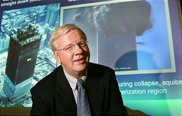 Dr. Steven Jones' dust analysis shown at Sydney truth event