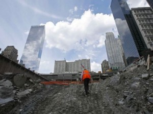 Super-Explosive Found in WTC Remains