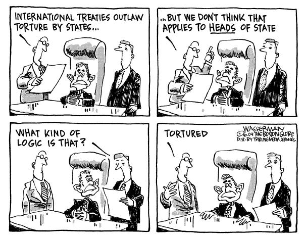 Comic: Dan Wasserman (Boston Globe)
