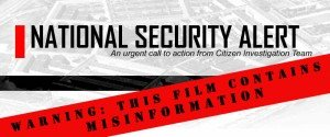 "Complete Withdrawal of Support by Richard Gage, AIA, for CIT's ""National Security Alert"""