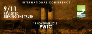 International Conference on 9/11 Revisited — Seeking the Truth, November 19, 2012