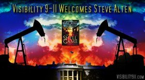 Visibility 9-11 Welcomes Author of The Shell Game, Steve Alten