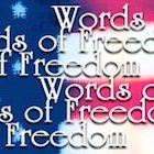 Words of Freedom
