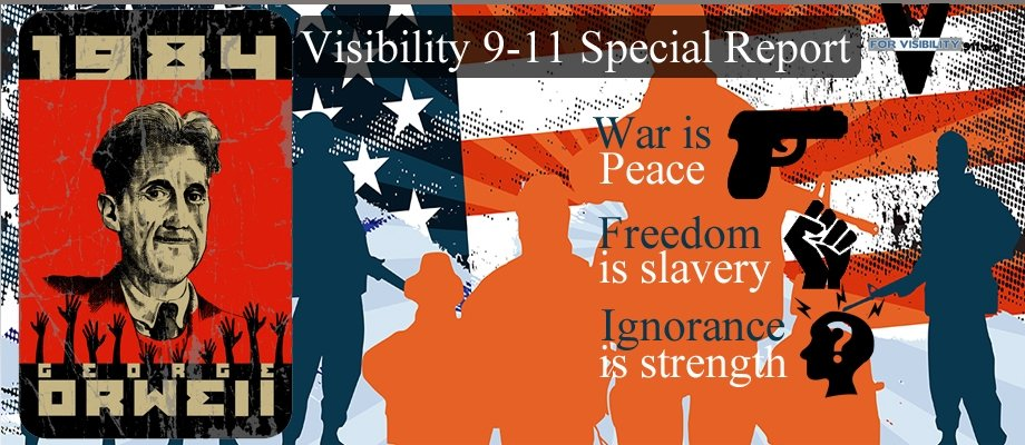 George Orwell and 1984 – A Special Report by Visibility 9-11