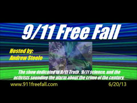 9/11 Free Fall 6/20/13: John-Michael Talboo on Basile's red/gray chips vs. primer paint experiment