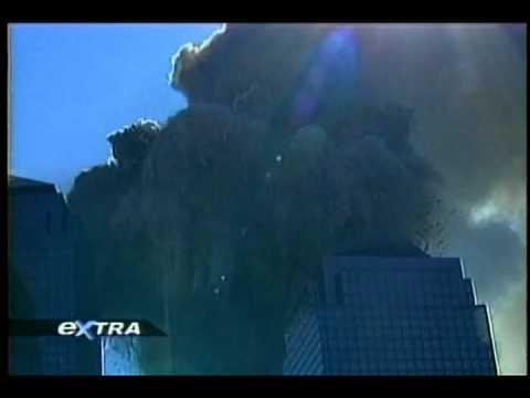 Explosions During North Tower Collapse