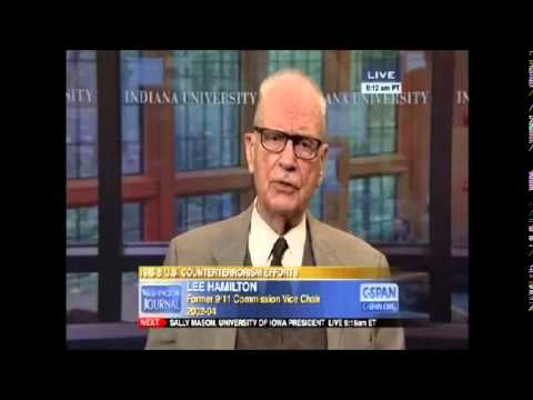 Lee Hamilton – the debate about WTC 7 continues