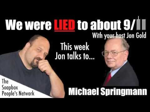 We Were Lied To About 9/11 - Episode 9 - Michael Springmann