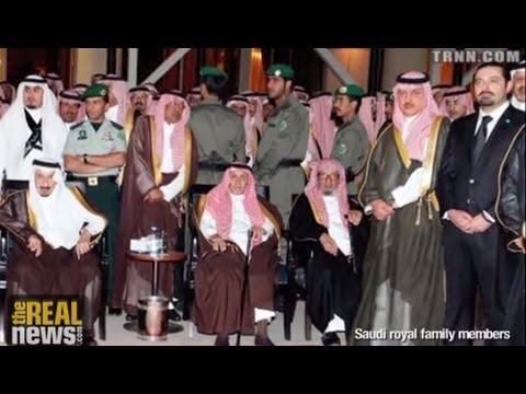Why Would Saudi Arabia Support the 9/11Conspirators, Why Would the US Gov. Cover it Up? (3/4)