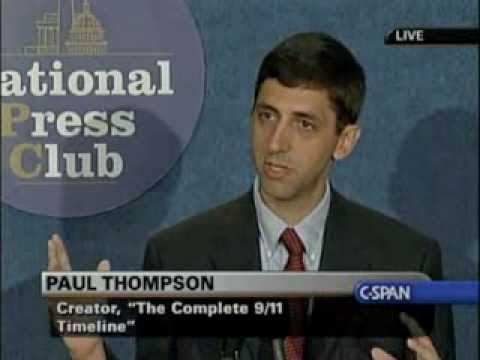 9/11 Families Call For A New Investigation - National Press Club - 9/11/2006