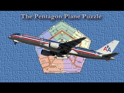 The Pentagon Plane Puzzle (preview - ver 3)