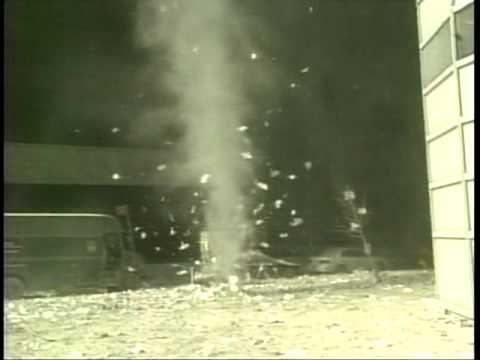 WTC 7 Burning