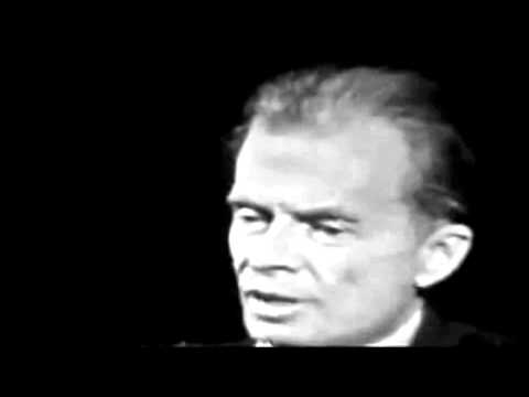 Aldous Huxley interviewed by Mike Wallace : 1958 (Full)