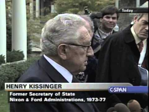 Henry Kissinger And The 9/11 Commission