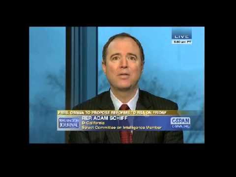 WTC7 omissions - Adam Schiff (D-CA) informed